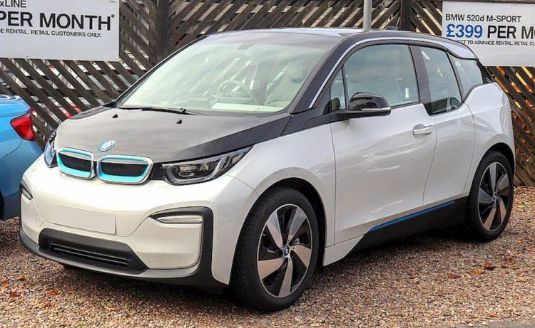 BMW i3, 5 estrellas entre los coches más limpios