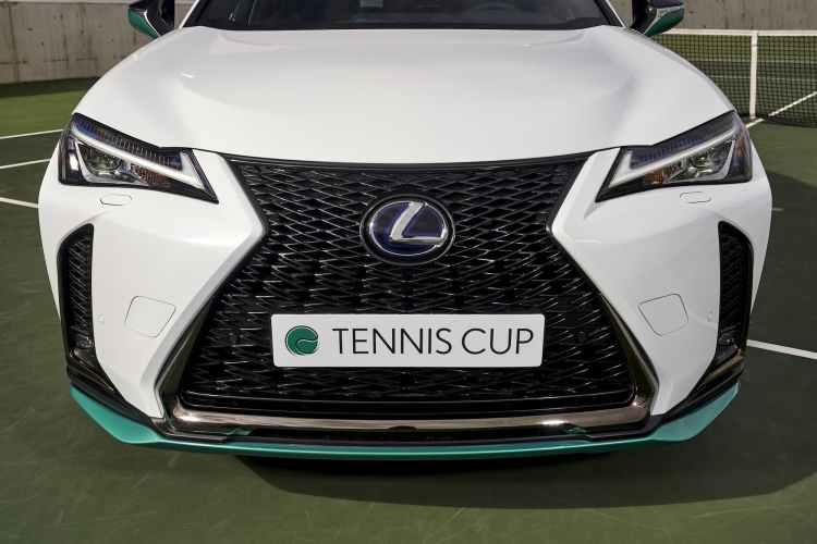 morro del Lexus UX 250h Tennis Cup