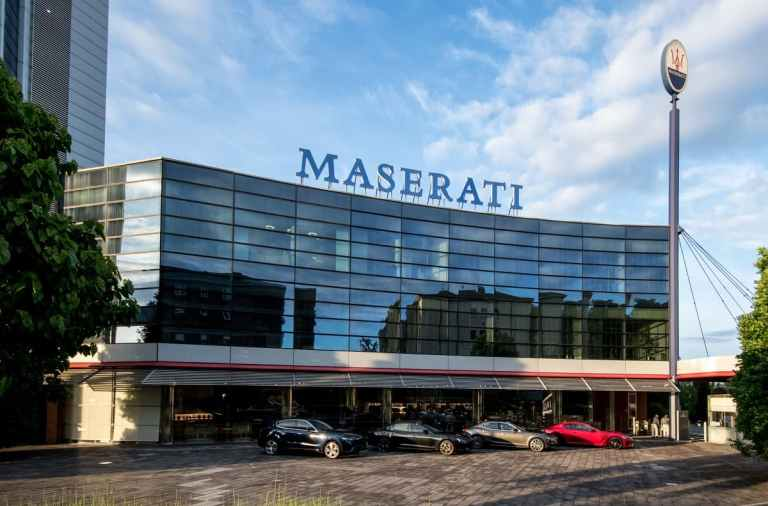 Los 105 años de Maserati historia de un mito