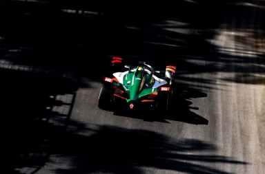 La Fórmula E comienza el nuevo año en Santiago