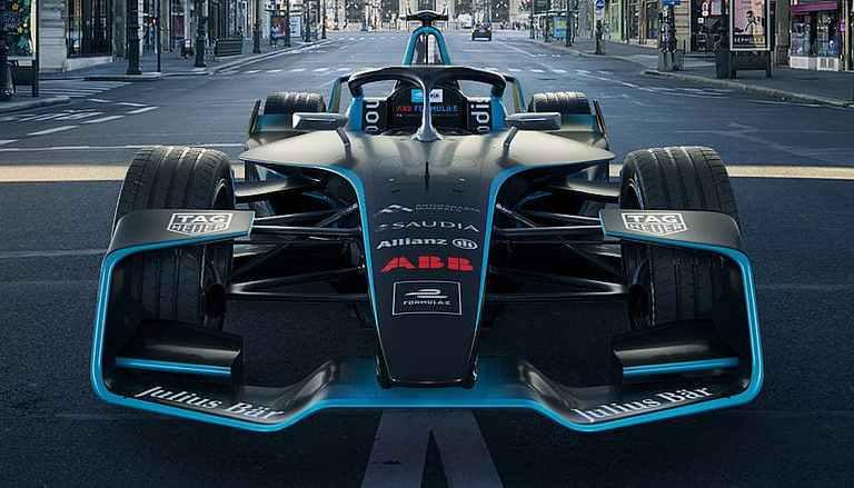 La Fórmula E presenta su nuevo coche