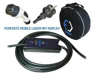 cables para coches eléctricos