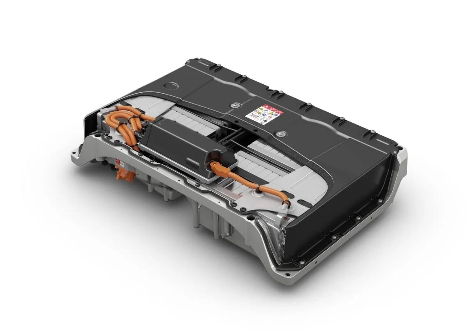 baterías de los coches eléctricos