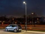 farolas para coches eléctricos