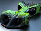 Robocar de Roborace, coches eléctricos y autónomos