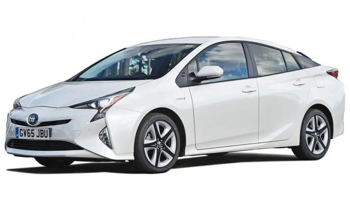 Todo lo que debes saber sobre el coche eléctrico. Toyota Prius