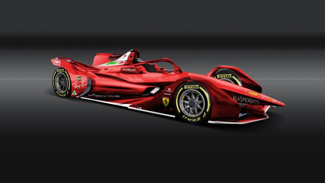 ¿Y si compitiesen en Formula E Ferrari, Aston Martin, Alfa Romeo, Lamborghini, Mclaren…?
