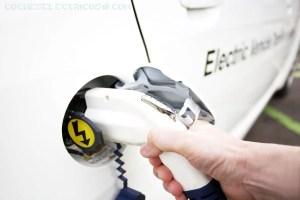 Conector coche eléctrico
