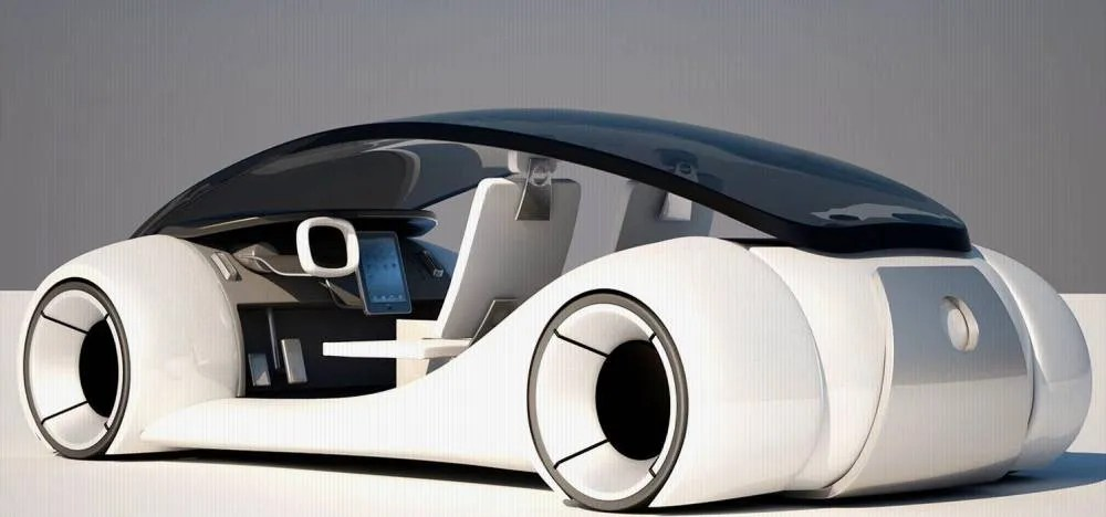Icar Apple coche eléctrico y autonomo