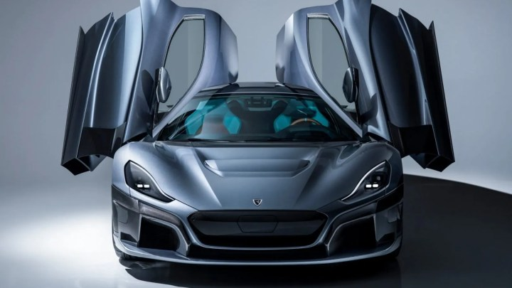 Rimac se une a The Exotics On Cannery Row