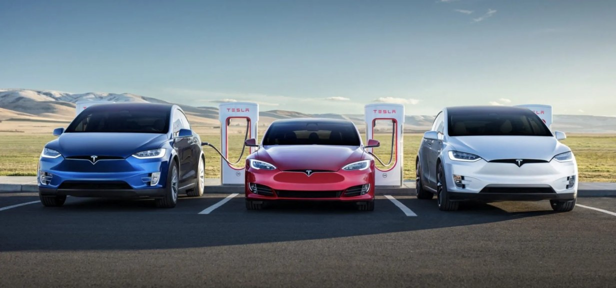 Tesla coches eléctricos