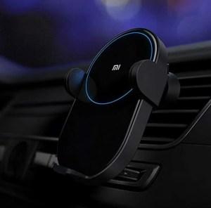 8 accesorios imprescindibles para tu coche de Xiaomi: Xiaomi Wireless charger car