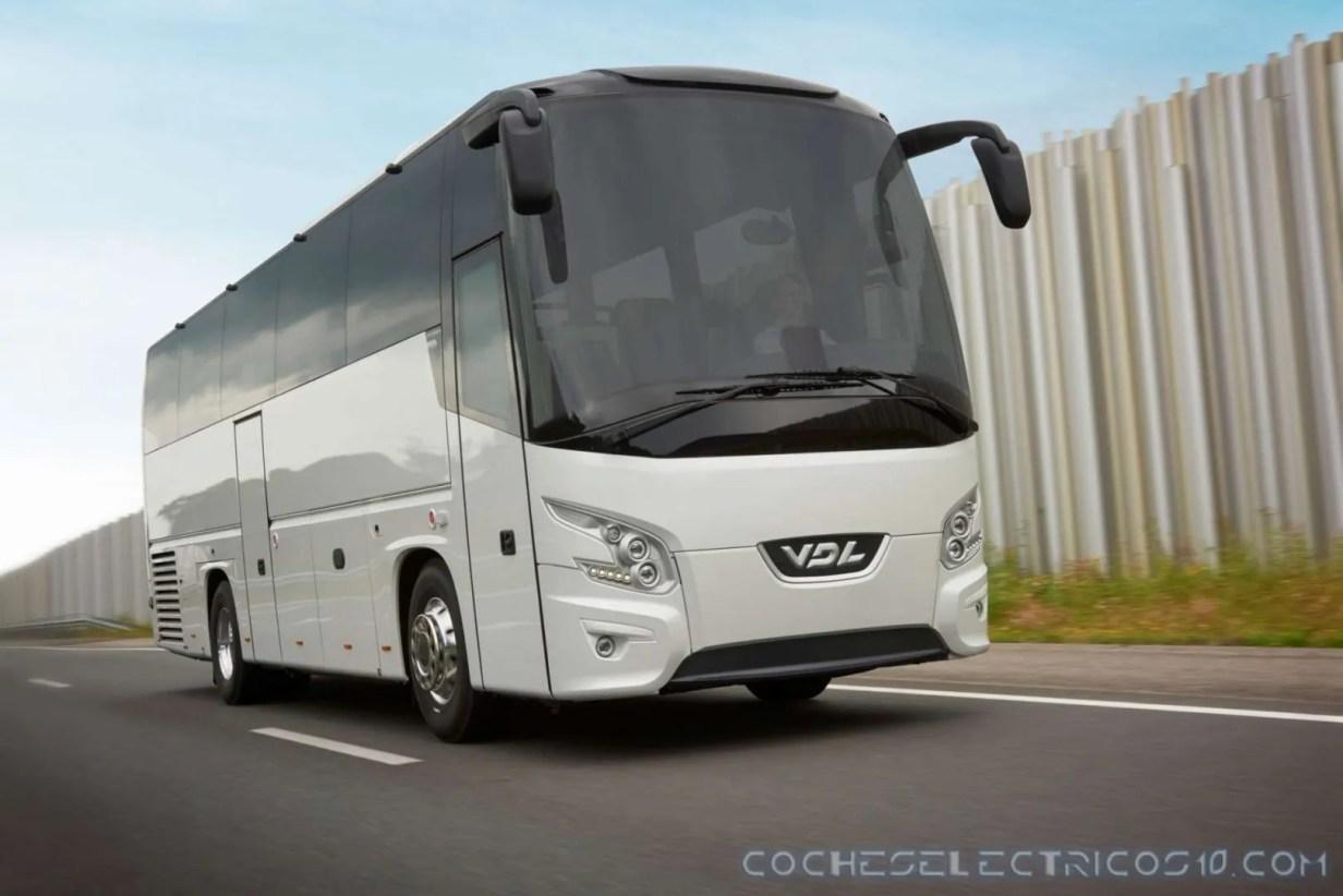 Autobus VDL eléctrico