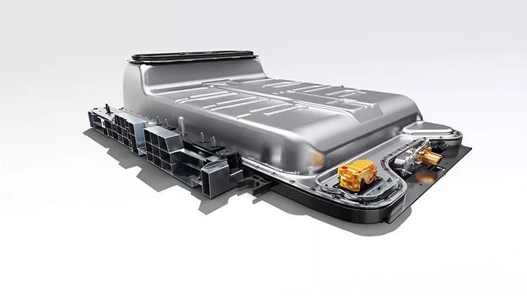 Batería Renault ZOE de 52 kWh