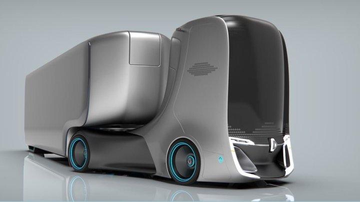 ¿Cómo será el camión del futuro?