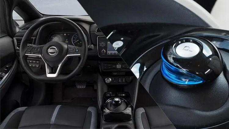 Palanca Nissan Leaf. Todo lo que debes saber sobre el coche eléctrico