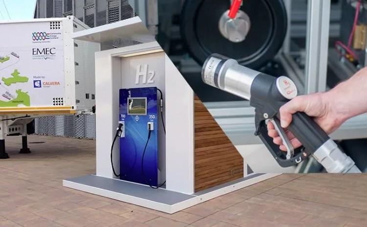 repostar hidrogeno - Hidrogeneras en España