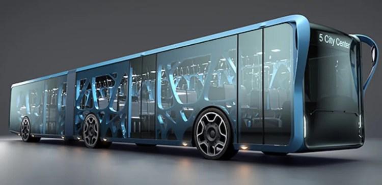 Willie Bus: el autobús del futuro