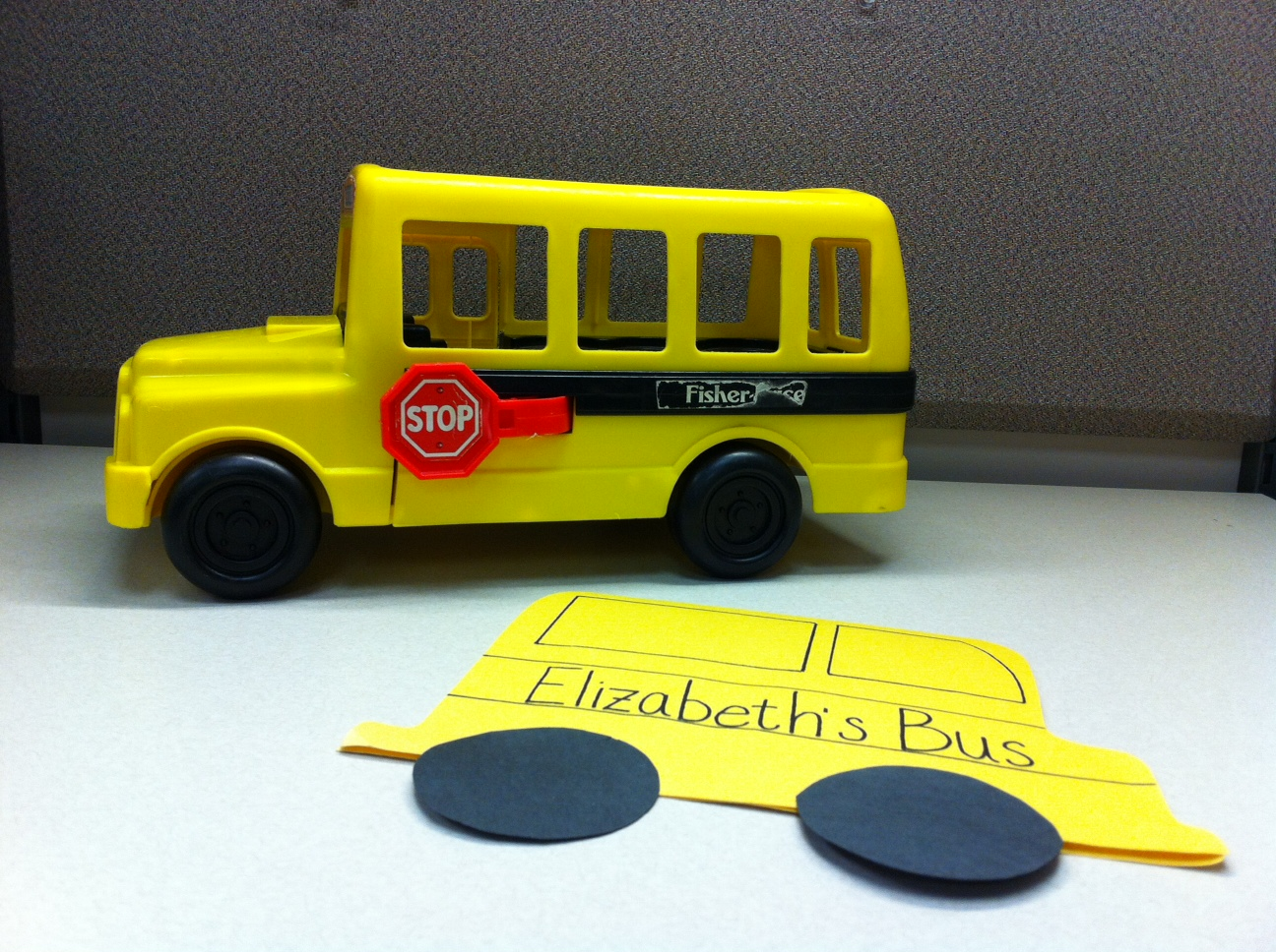 The Wheels On The Bus Activity