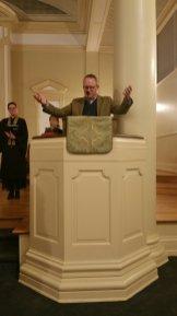 Rev. Brian Henderson