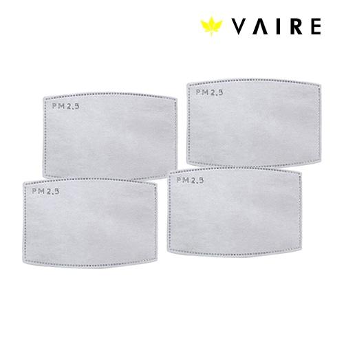 Zestaw czterech filtrów do maski antysmogowej Vaire