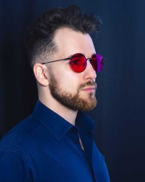 okulary blokujące światło niebieskie biohac eclipse