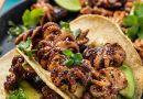 Tacos de pulpo