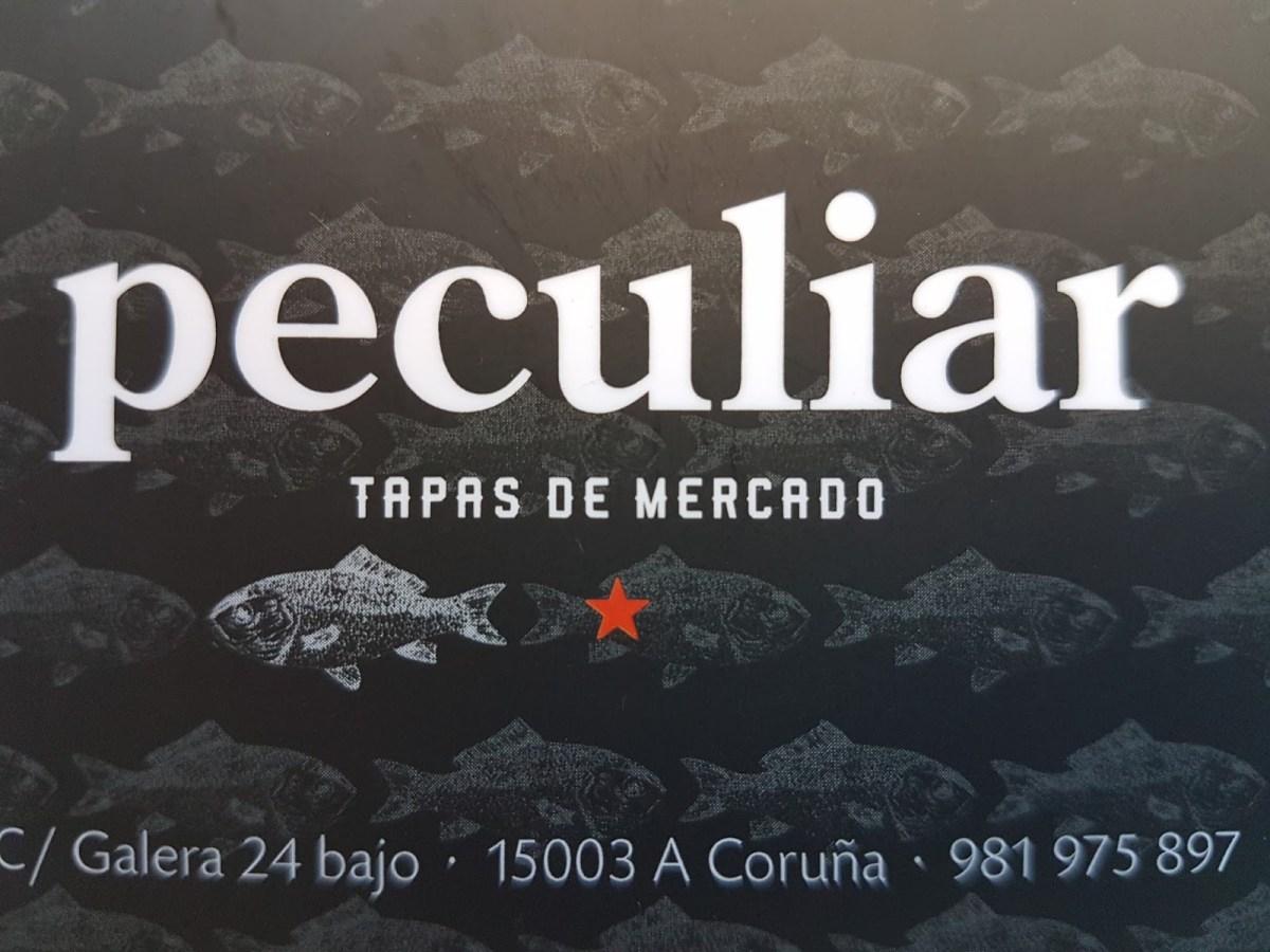 PECULIAR, A Coruña