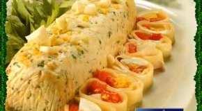 Áspic de queso