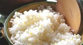 Una buena variante para hacer arroz blanco