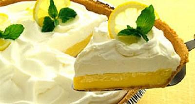 Torta de Limón