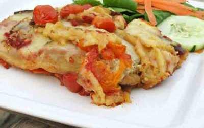 berenjana-parmesana