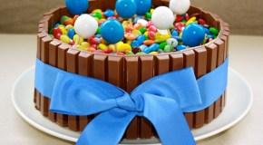 Pasteles para cumpleaños