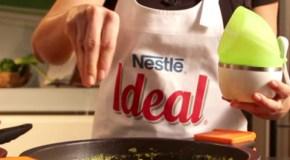 IDEAL, la alternativa de Nestlé a la nata líquida