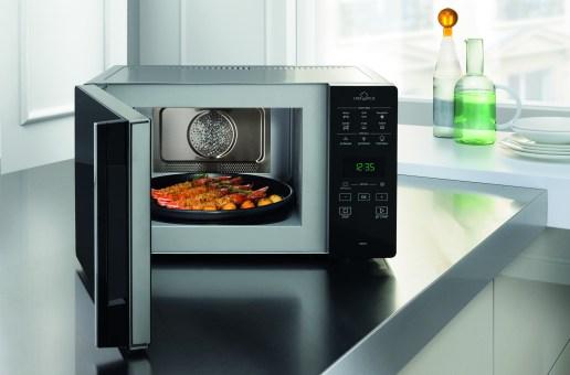 Cómo freír en un microondas y conseguir calidad en el alimento