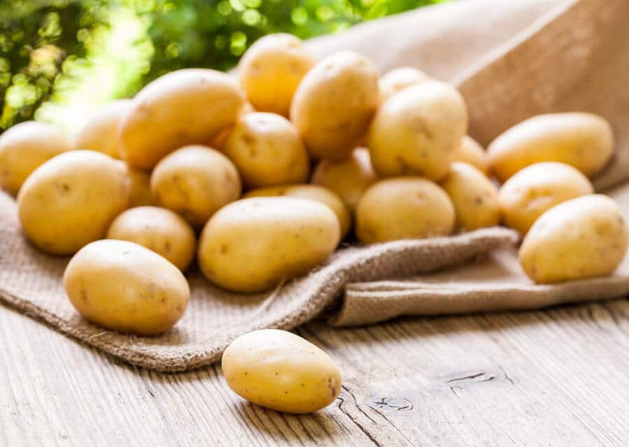 Cocinar con patatas, un alimento muy sano y nutritivo