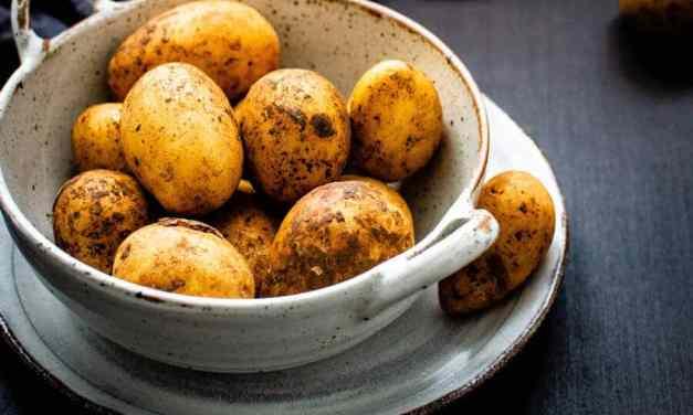 Valor nutricional de la patata y beneficios para la salud