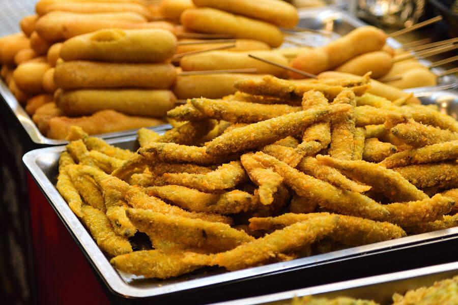 comer alimentos fritos es perjudicial para la salud
