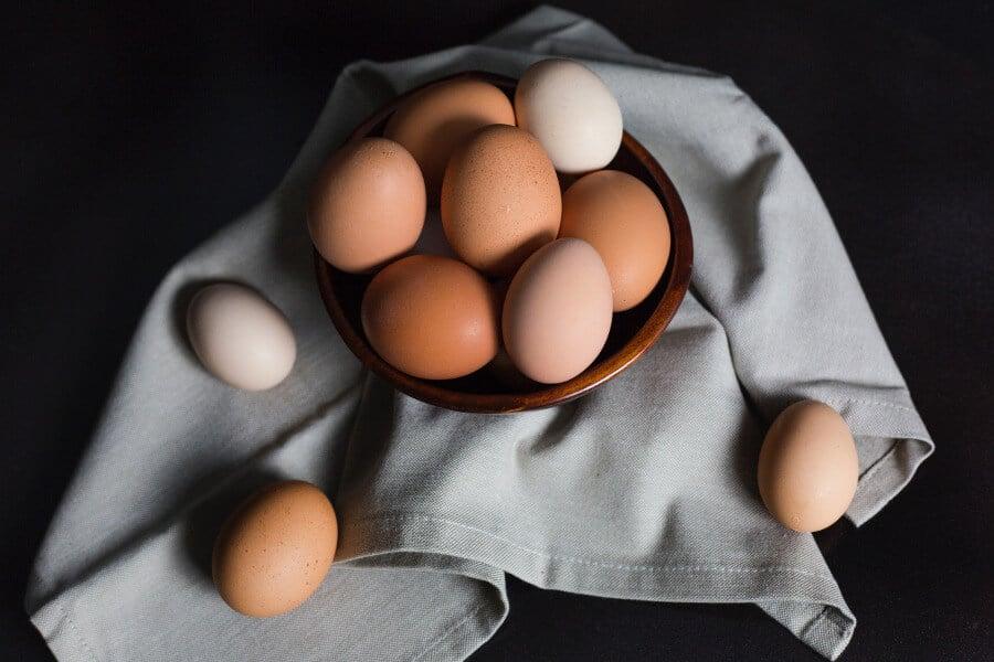 los huevos ayudan a quemar grasa corporal