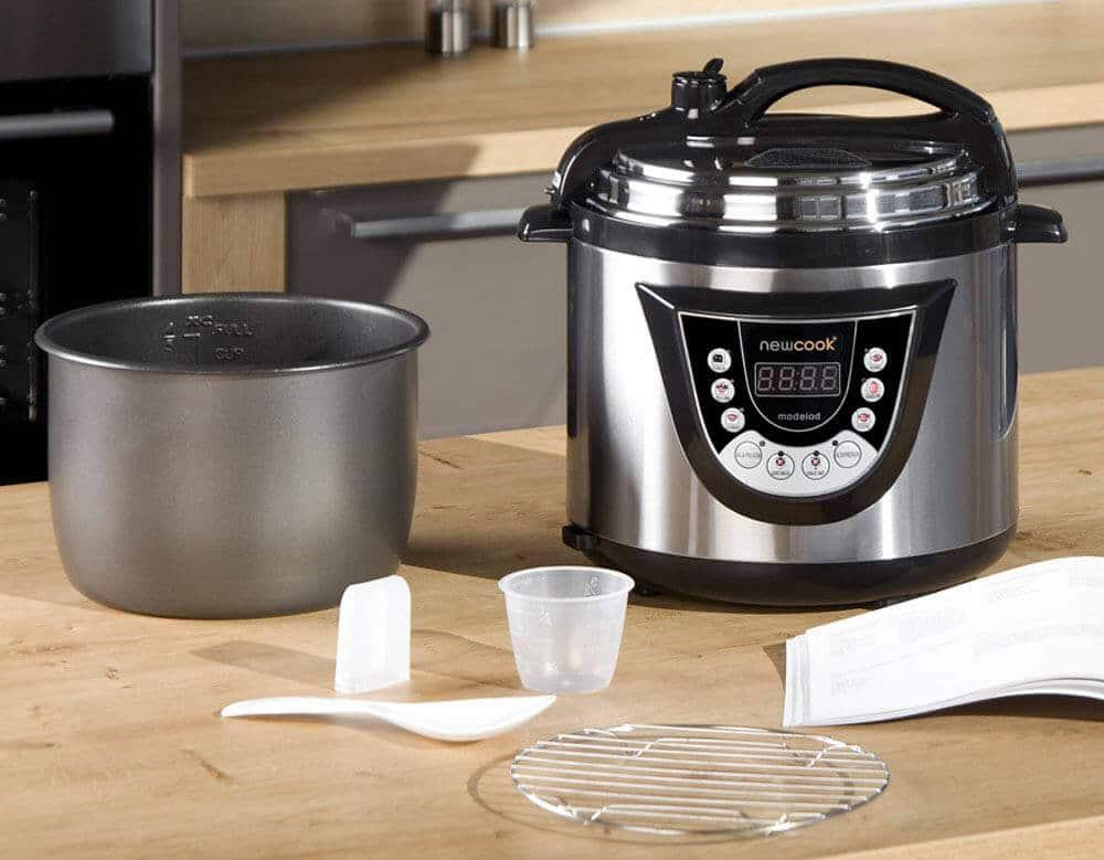 Olla programable Newchef robot de cocina barato