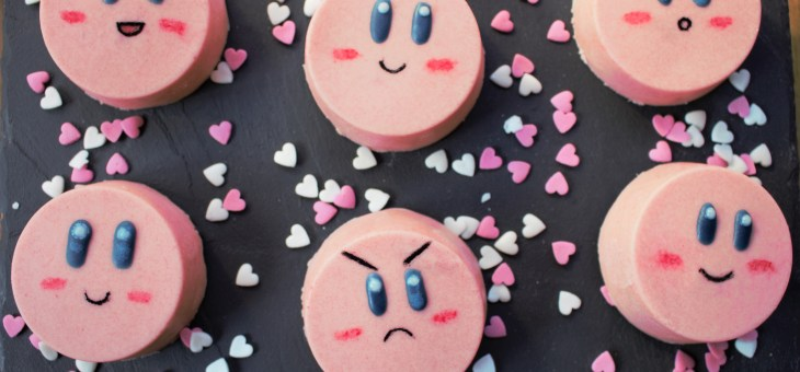 Galletas Oreo de Kirby — Especial 25º Aniversario de Kirby