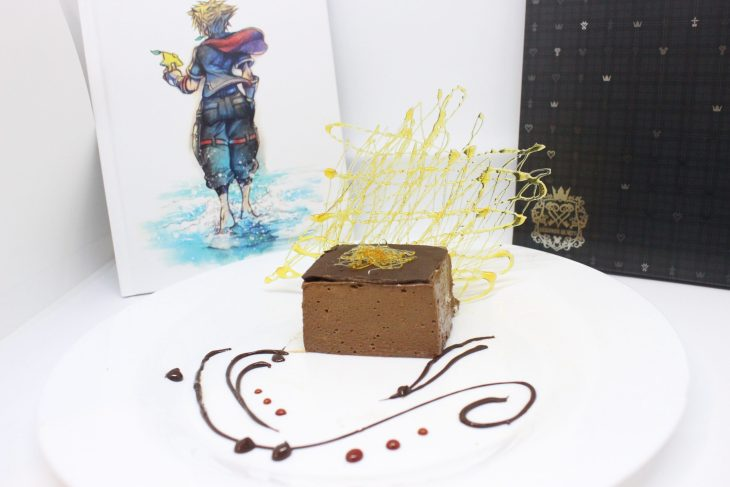 Mousse de Chocolate de Kingdom Hearts 3 - Cocina con Gemma
