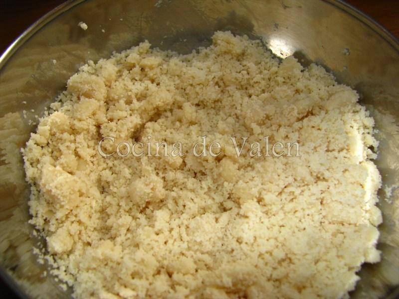 Cómo hacer unos polvorones de almendra - Cocina de Valen
