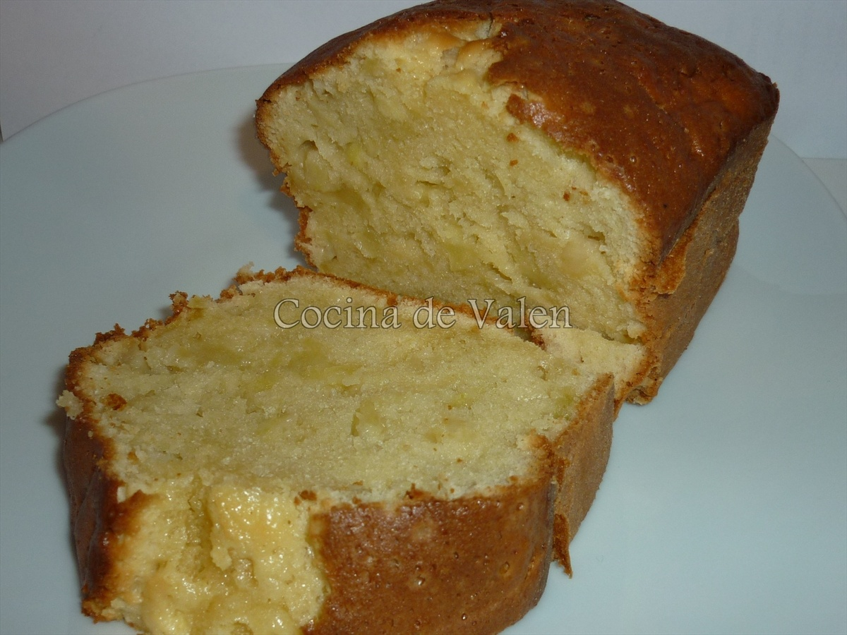 Bizcocho de Manzana - Cocina de Valen