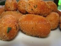Croquetas de Cangrejo - Cocina de Valen