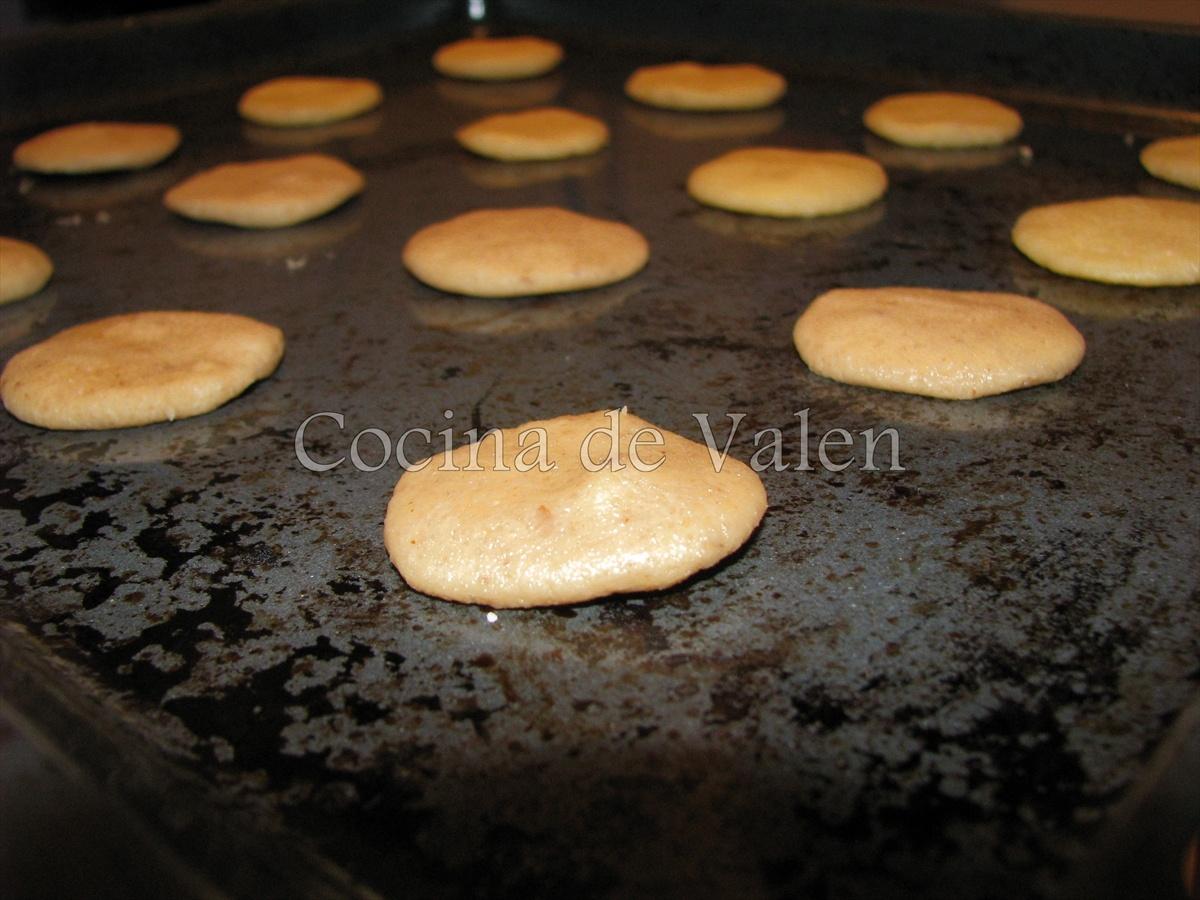 Galletas de Nueces - Cocina de Valen