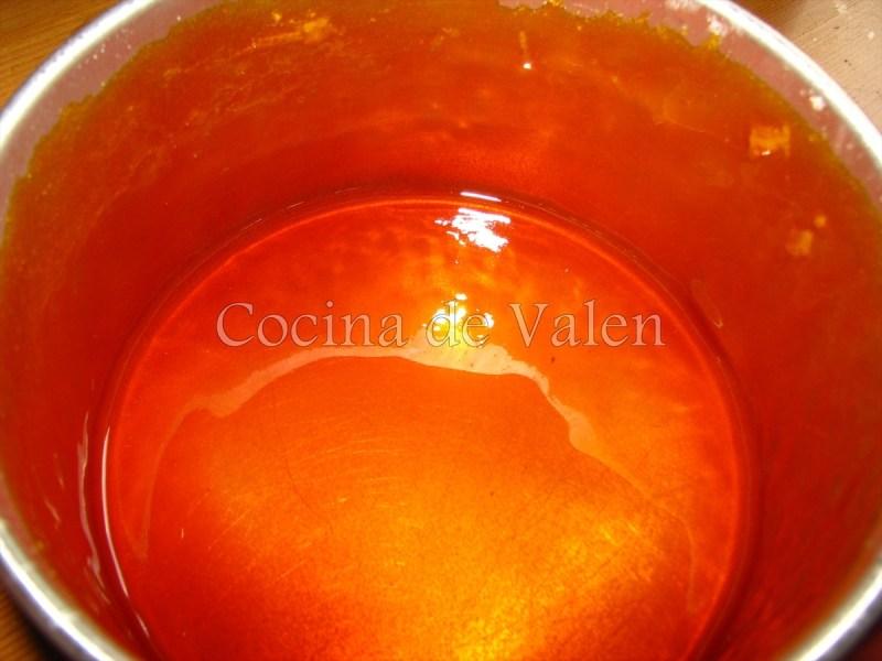 Cómo se hace el quesillo - Cocina de Valen