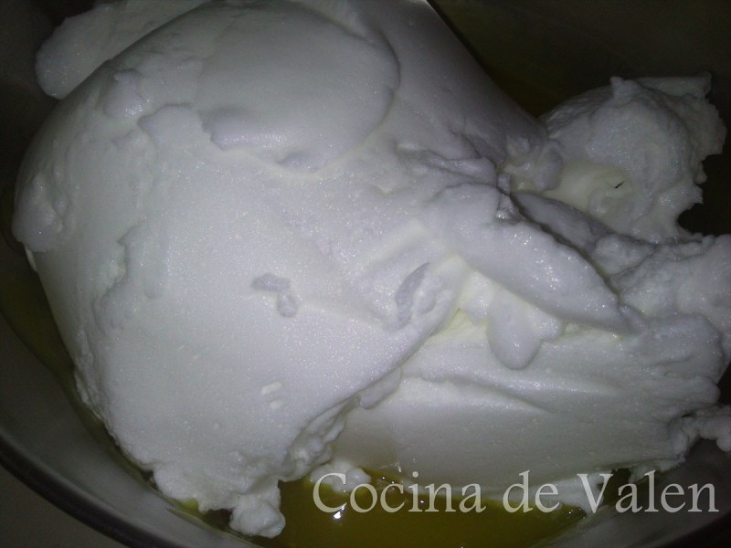 Mousse de Parchita