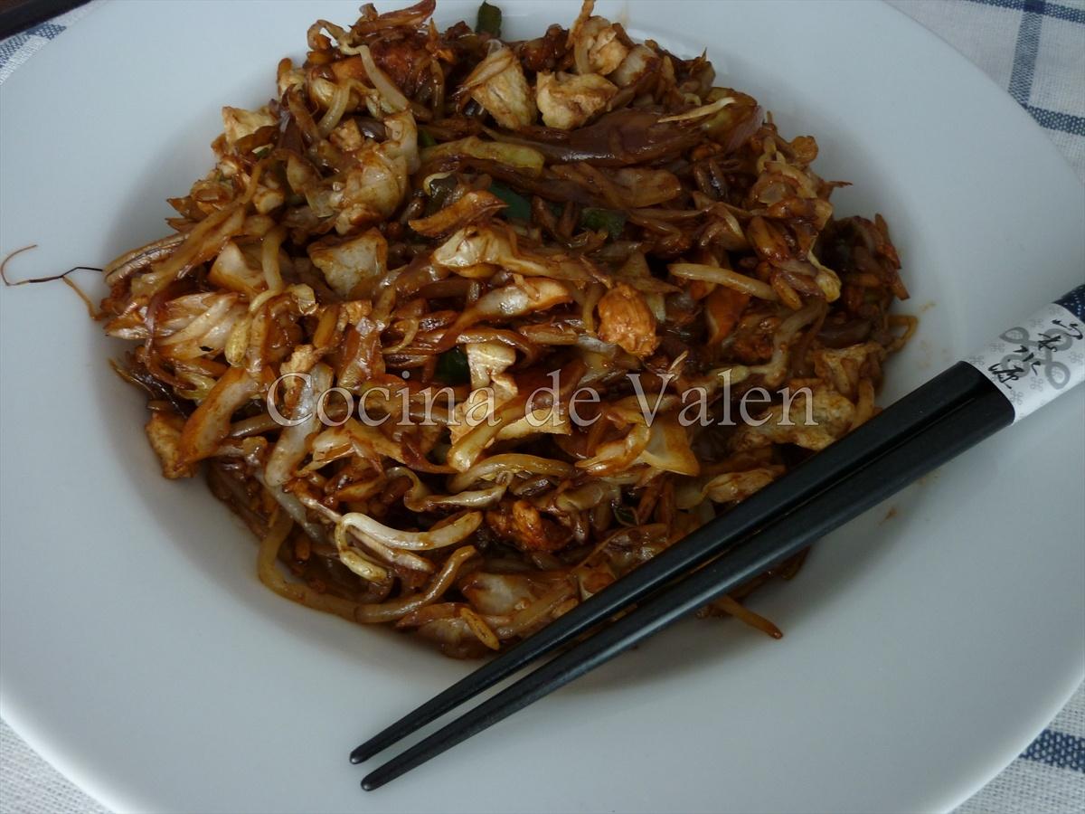 Arroz chino - Cocina de Valen