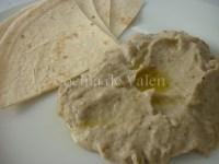 Baba Ganoush o cómo hacer una crema árabe de berenjenas - Cocina de Valen